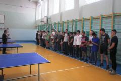 Соревнования к дню защитника отечества - 2017