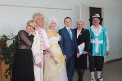 Международный Женский день в Тольяттинском медицинском колледже